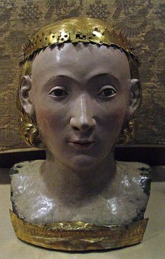 Reliquary Bust of St Juliana Italy, Rome