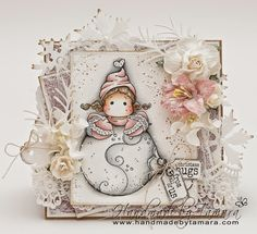 Tilda w/ Lovikka Mittens & Big Christmas Ornament