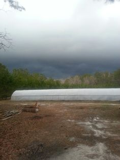 Cold front heading to the farm.