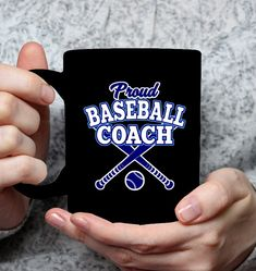 Proud Baseball Coach Baseball Tees, Baseball T Shirts, Baseball Shirts