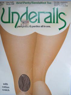 Panties and pantie hose in one...