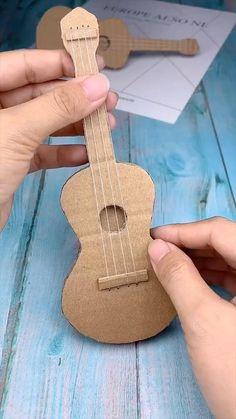 Diy Crafts For Home Decor, Diy Crafts Hacks, Diy Crafts For Gifts, Easy Diy Crafts, Creative Crafts, Craft Tutorials, Diy Projects, Paper Crafts Origami, Paper Crafts For Kids