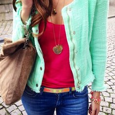 Colors and belt