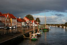 Ribe Denmark | Ribe, Denmark by Trine