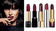 Thanks to eleven innovative shades, updating your go-to makeup look for fall can be just as appealing as updating your wardrobe! Check out our editor's favorite lipstick shades for fall 2016!    Lancôme L'Absolu Rouge in 359