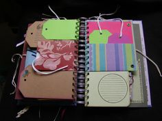 JUNQUE Journal SMASH book Junk journal Doodling by HeartsCalling on ETSY