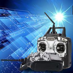 72.33$  Watch here - http://ali0bd.worldwells.pw/go.php?t=32786753146 - FlySky FS-T6 6CH RC Transmitter FS-R6B Radio Control Transmitter System Drone