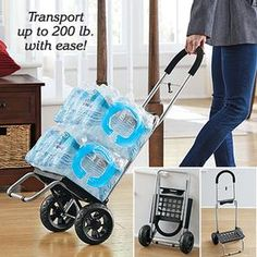 Rolling Household Dolly @ Fresh Finds