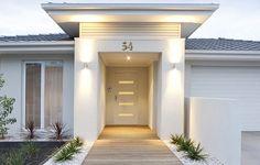 #Hausnummer #Aluminiumguss in 3D Design ALLE ZAHLEN 4 farbe 200 mm #Häuser #Haus -- Bronze Silber Gold Grafit