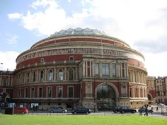 Royal Albert Hall is directly opposite the RCM and is home to the BBC Proms. The RCM enjoys a close relationship with the Royal Albert Hall including a regular concert series on a Sunday morning. London City, Nyc, Royal Albert Hall, Royal Engineers, London United Kingdom, Greater London, England And Scotland, Concert Hall, London Travel