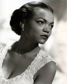 Eartha Kitt (January 17, 1927 – December 25, 2008)