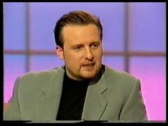 Great clip of Tony Hoare - who wrote most of the Minders.