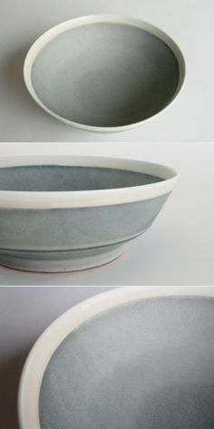 yumiko iihoshi ceramics. [this is porcelain around cone 10. I love the simplicity of the glaze, the satin finish and clean lines] Click Visit link for more