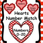 Hearts Number Match is a fun, three-part matching activity that your students will want to play over and over again! $