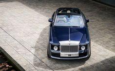 Lataa kuva Rolls-Royce Sweptail, 2017, kallein auto, luksus-auton, Rolls-Royce