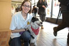 Dalhousie University opens puppy room to ease student stress
