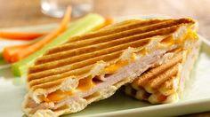 Grands!® Smoked Turkey and Cheese Paninis