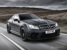 2013 Mercedes C63 AMG Black Series Coupe