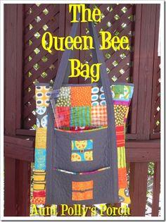 Moda Bake Shop: 120-Minute Gift: The Queen Bee Bag