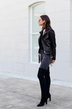 Wardrobe Essential: Grey Jeans