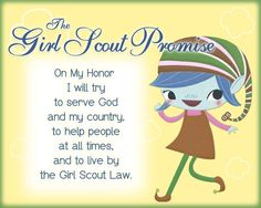 Girl Scout Law Keys - Brownie Quest Discover Key - *FREE* Brownies ...