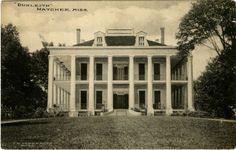 Dunleith Plantation, Natchez, Mississippi