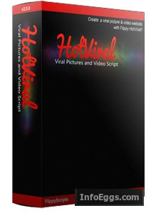 Flippy HotViral – Viral Pictures and Video Sharing 9GAG Clone Script