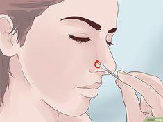 Cómo limpiarte el piercing de la nariz: 13 pasos