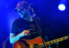 Eric Church, saw in concert in Little Rock, played guitar, banjo, and piano.  Awesome musician!