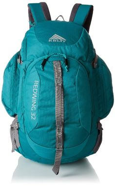 Kelty Redwing 32 Backpack, Seaport, 32-Liter