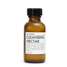 Cleansing Nectar Trial/Travel Size design by Fig and Yarrow ($12) ❤ liked on Polyvore featuring beauty products, skincare, face care, face cleansers, soaps & gels, exfoliating facial cleanser, face toners and exfoliating face wash