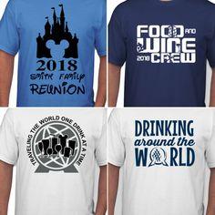 759e7070 Personalized Disney Shirts, Epcot Food and Wine Shirts, Drinking Around the  World. Shirts