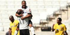 Sport Club Corinthians Paulista - Marcelinho scores!