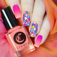 Best Ideas How to do Ombre Nails Designs ★ See more: https://naildesignsjournal.com/how-to-do-ombre-nails/ #nails