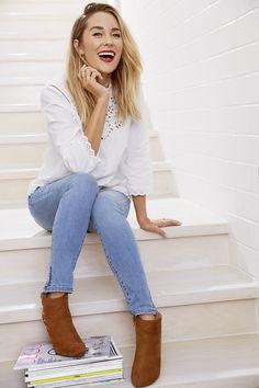 Lauren Conrad in the January LC Lauren Conrad Collection