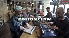 Cotton Claw • 64 Pads Live Session • LeMellotron.com