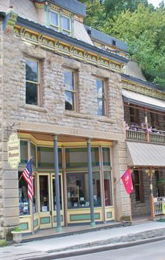 EUREKA SPRINGS HISTORICAL MUSEUM (Eureka Springs, AR) houses a variety of permanent and changing exhibits. It features the Springs of Eureka and is preserving the history and art of this health resort town and its people.