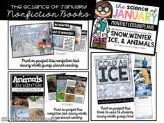 January Science...with Math