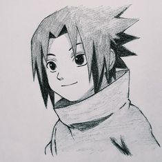Little Sasuke by Yaumil Putra Sasuke Drawing, Naruto Sketch Drawing, Anime Drawings Sketches, Anime Sketch, Naruto Drawings Easy, Easy Drawings, Naruto Shippuden Sasuke, Naruto Art, Cosplay Steampunk