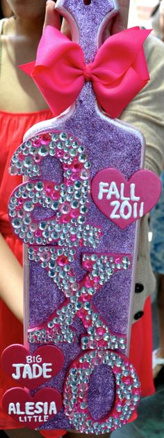 senior send off is a year away and im already scouting out paddle designs for my little!!1 soooo old