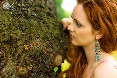 #ruda #kobieta #rude #włosy #długie #kolczyki #portret #profil #portrait #photo #artist #sławomirpiasecki #photography #poznań #długiewłosy #redhead #poland #redhair