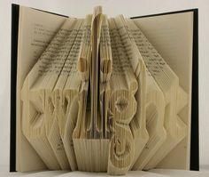 Article: book art : The Dot Creative : Graphic Design Blog
