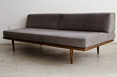Just in Modern: George Nelson for Herman Miller Daybed, 1950s