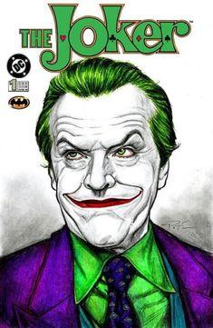 The Joker. Joker Batman, Batman Ninja, Joker Art, Batman Art, Joker Cartoon, Fotos Do Joker, Joker Pics, Der Joker, Joker Und Harley Quinn
