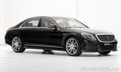Тюнинг Mercedes S-класса Brabus будет представлен на Франкфуртском автосалоне | Новости автомира на dealerON.ru