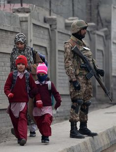 Pakistan Schoolboy Posts Heartbreaking Before-And-After Pictures From Taliban Peshawar Attack