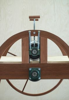I sourced the rollers from MES Presses, Melbourne, who were an enormous assistance and offered feedback on my design to ensure that the final result would function beautifully as well as tailoring rollers to suite a thicker (wooden) frame. So thanks to both Dolly and Michael from MES Presses.