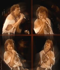 Lou Gramm, Foreigner - live in Tokyo, Japan, 1985