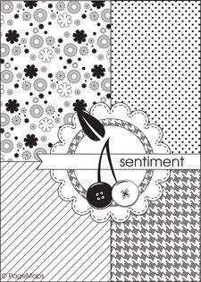 Card Sketch   June 2010