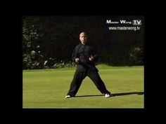 Tai chi for beginners - Chen style 1 part 5 - YouTube